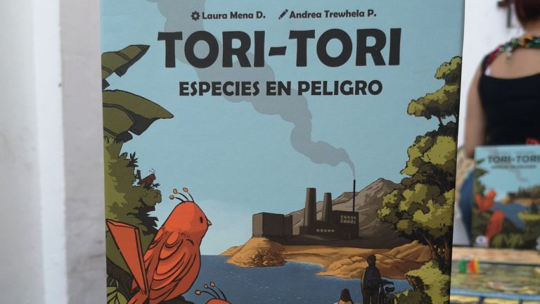 "Lanzan ""Tori Tori: especies en peligro"", diseñado e ilustrado por mujeres chilenas"