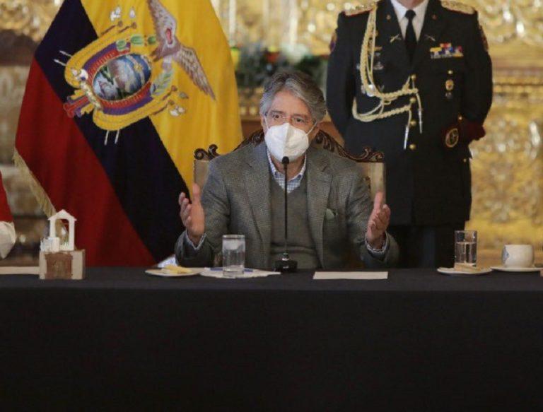 Ecuador: Presidente Lasso -denunciado en Pandora Papers-  decreta el estado de excepción