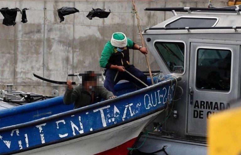 """Ministro Palacios cierra la puerta a pescadores por petición de indemnización: """"No nos parece justo"""""""