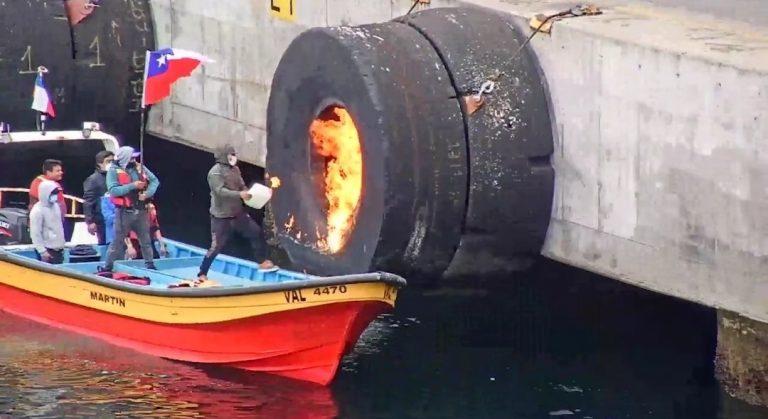 Diputada del FA critica gestión de delegado presidencial en conflicto de pescadores
