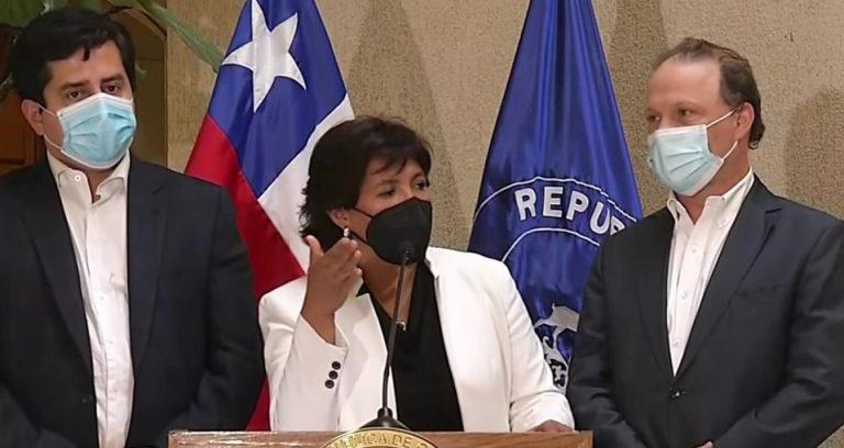 Provoste, Araya y De Urresti piden a mesa del Senado acelerar tramitación del 4to retiro