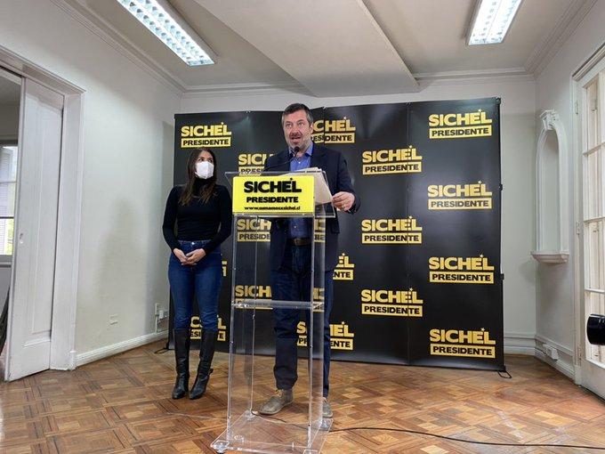 """Sichel en una jugada desesperada intenta parar fuga de votos pide """"Militarizar"""" La Araucanía"""