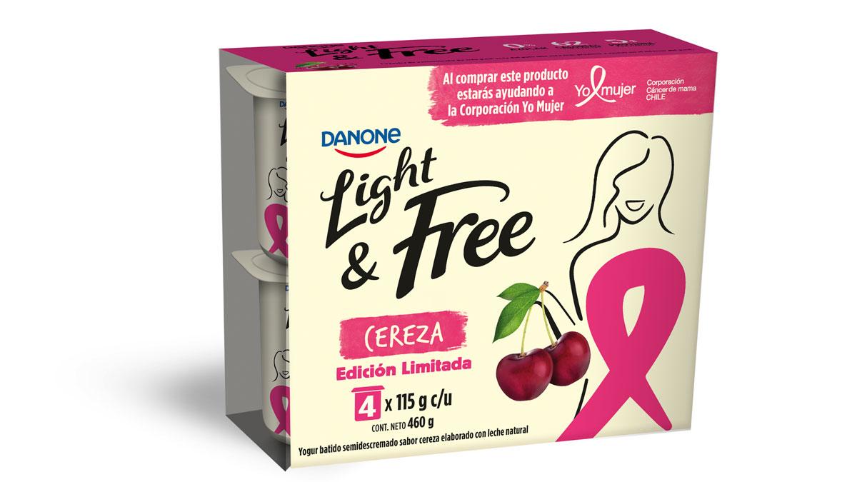 En el mes del cáncer de Mama, Danone y Corporación Yo Mujer llaman al realizarse el autoexamen