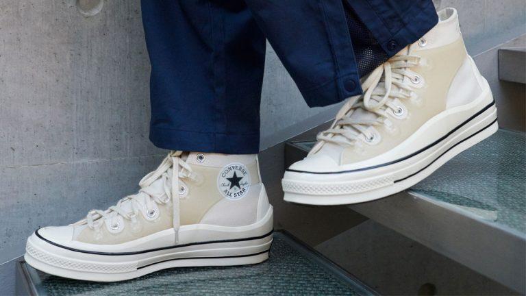 Converse x Kim Jones: La nueva colaboración Híbrido Chuck 70 Utility