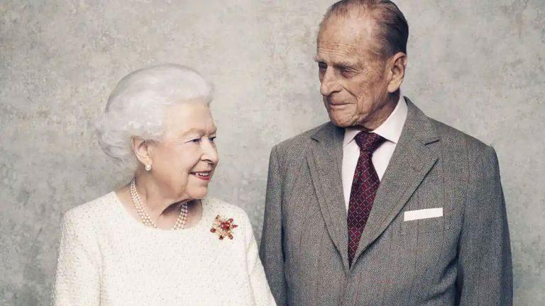 La Reina Isabel II se refirió públicamente del príncipe Felipe de Edimburgo
