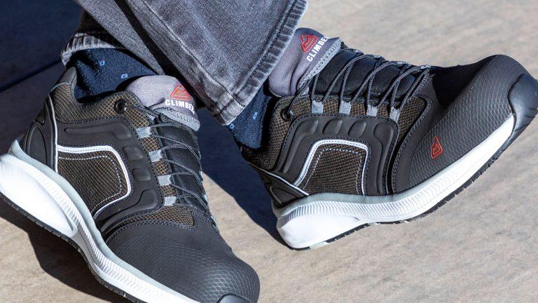 Tecnología aplicada al calzado protege los pies de los trabajadores de la salud