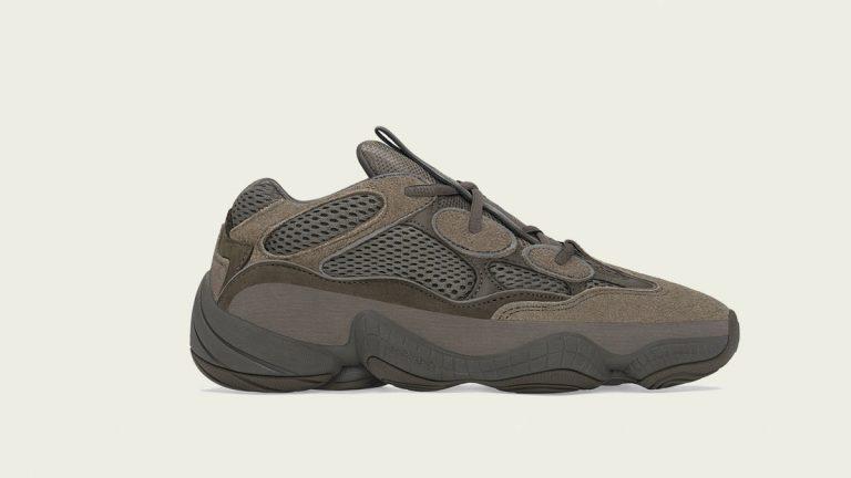 adidas + YEEZY anuncian las YEEZY 500 CLAY BROWN
