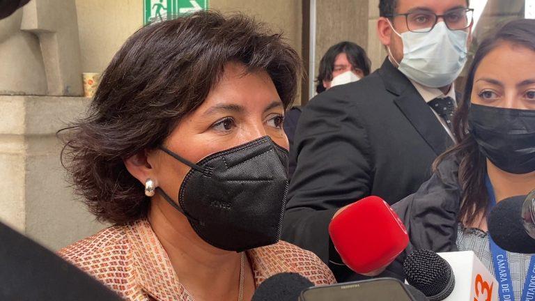 """Provoste tras lloriqueo de Sichel: """"La derecha ha tomado una opción por un candidato de extrema"""""""